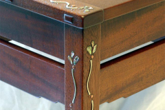 Wilson Bedside Table Detail