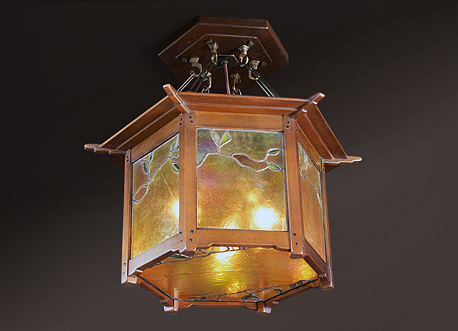 Culbertson Entry Ceiling Fixture