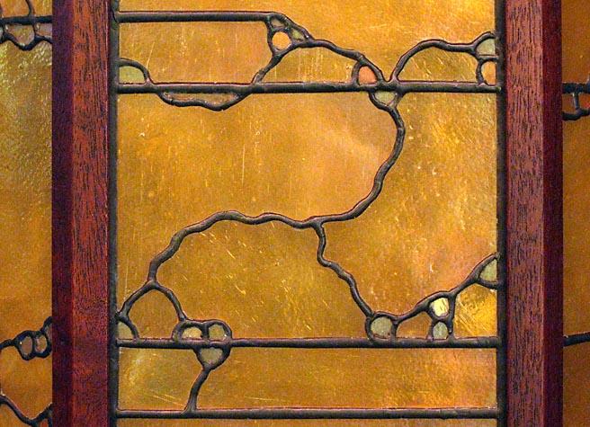 Pratt Dining Room Chandelier Detail