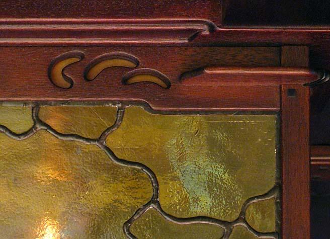 Thorsen Dining Room Fixture Detail
