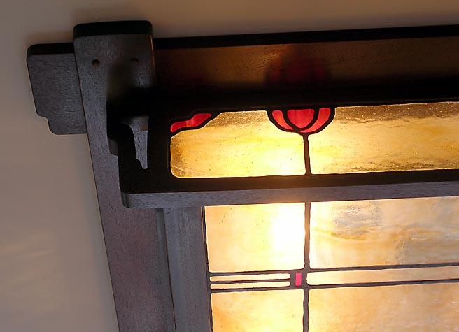 Wilson Ceiling Fixture Detail