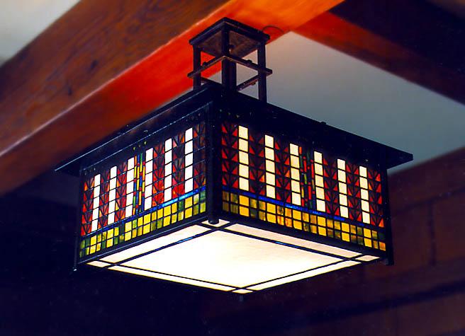 Frank lloyd wright chandelier - TheFind