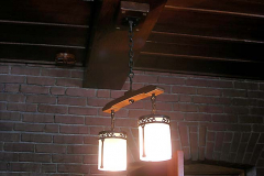 Robinson Library Fixture
