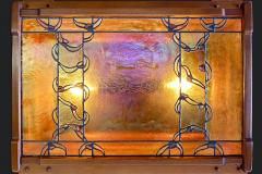 Robinson Master Bedroom Glass
