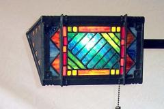Prairie Bedside Floor Lamp Detail