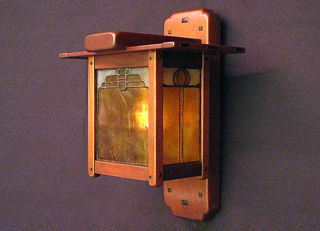 Blacker Bedroom Sconce