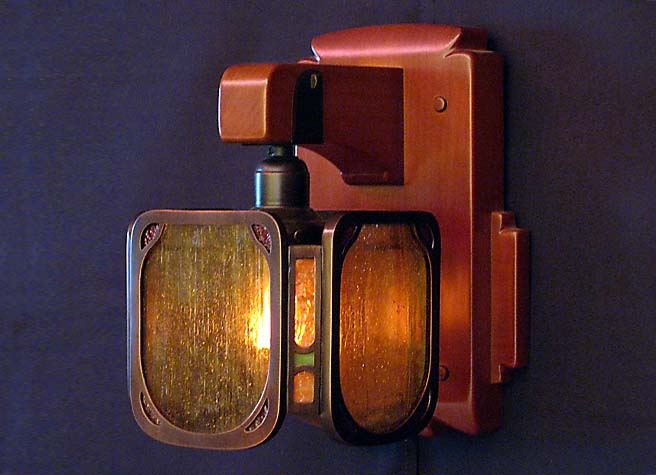 Robinson Sconce