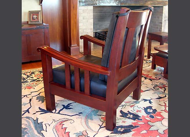 Robinson Morris Armchair