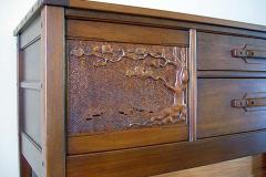 Wilson Sideboard Detail