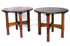 Leather-Top Tables