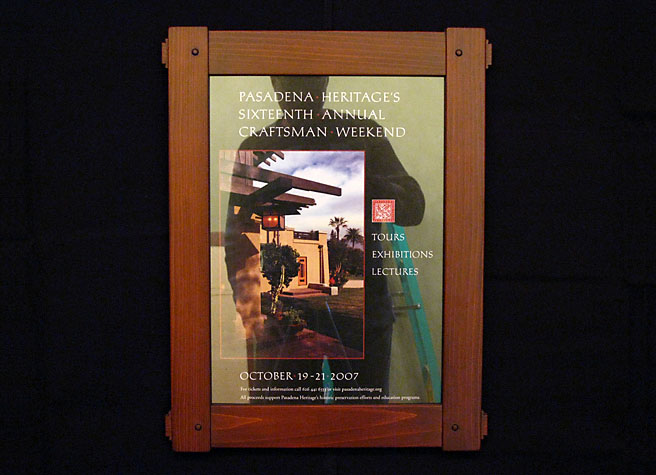 Robinson Picture Frame