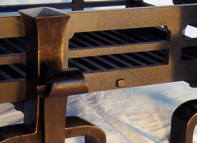 custom designed metalwork