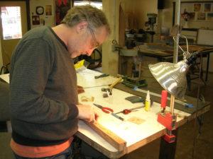 grainger arts and crafts studio makes greene and greene style inlay