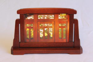 gamble house bookstore picture frame by jeff grainger workshop