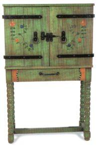 Monterey cabinet 1930