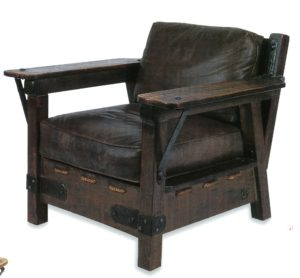 Monterey club chair 1930