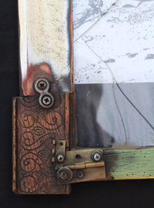 custom art frames los angeles, california