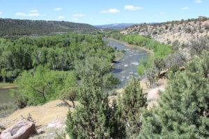 Plein Air beauty; View from Wilson House, Durango, Colorado