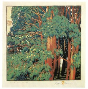 Singing Trees, 1928
