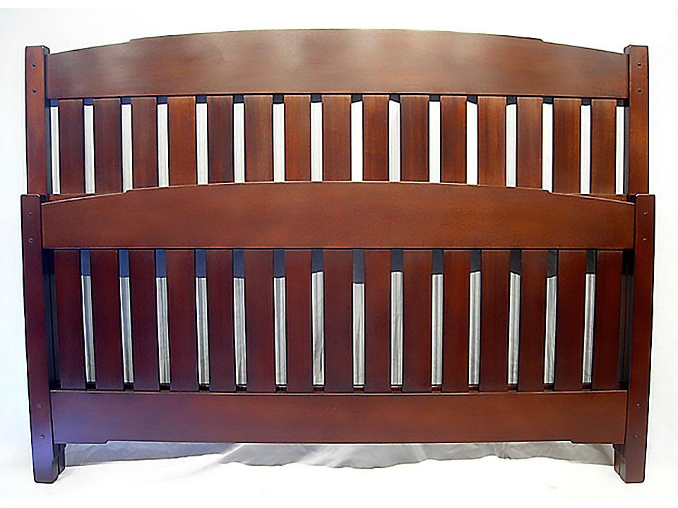 ROBINSON SLAT BED 1