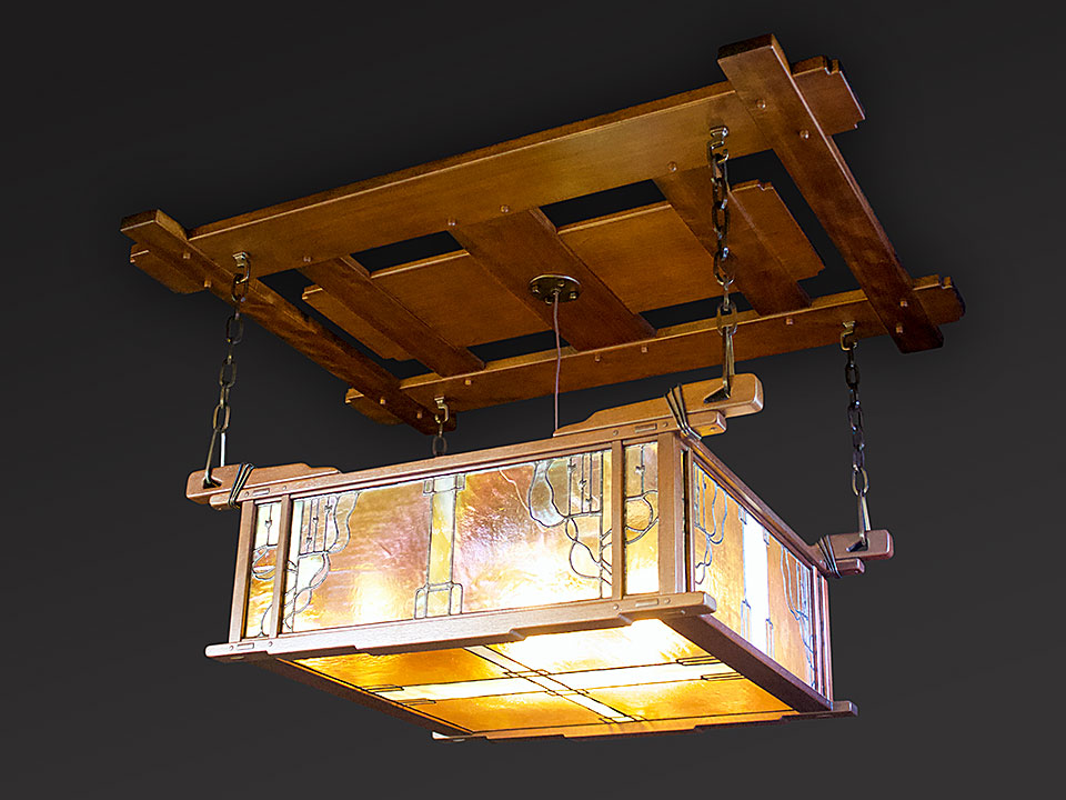 FORD LIVING ROOM CHANDELIER
