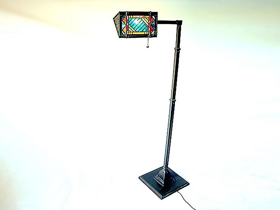 PRAIRIE BEDSIDE FLOOR LAMP