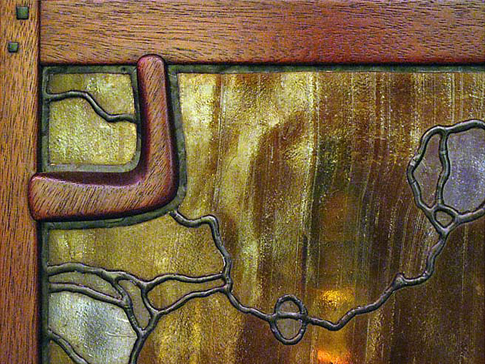 CULBERTSON SCONCE 1 - Detail