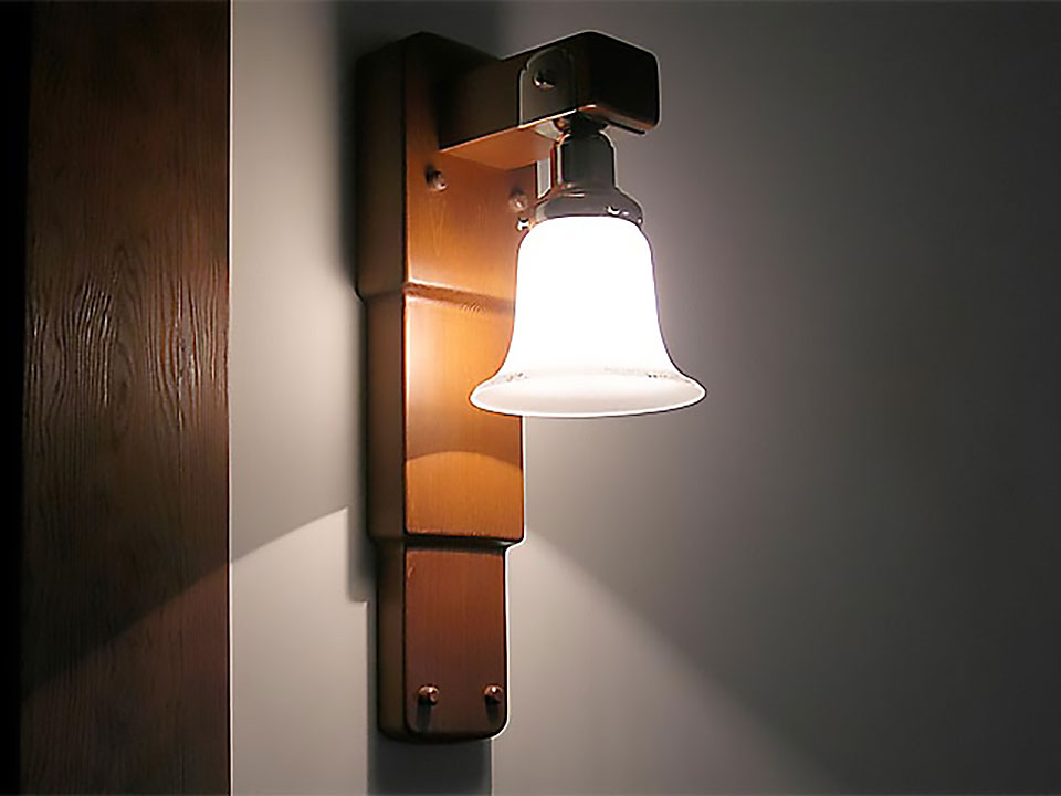 GAMBLE STEPPED SCONCE