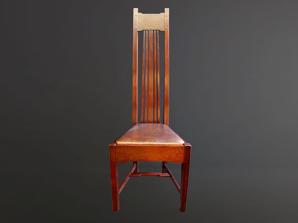 BOLTON ENTRY CHAIR