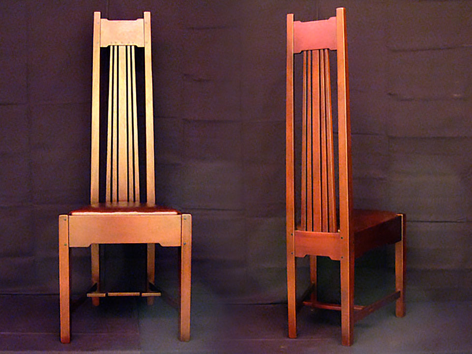 BOLTON ENTRY CHAIRS