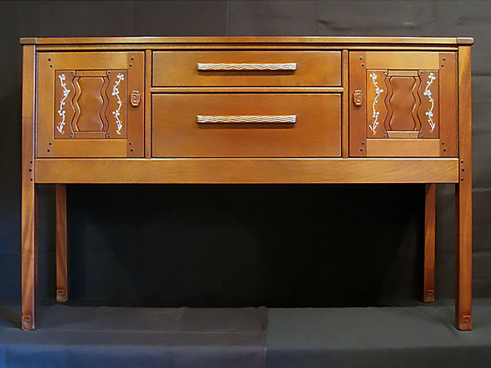 BLACKER SIDEBOARD