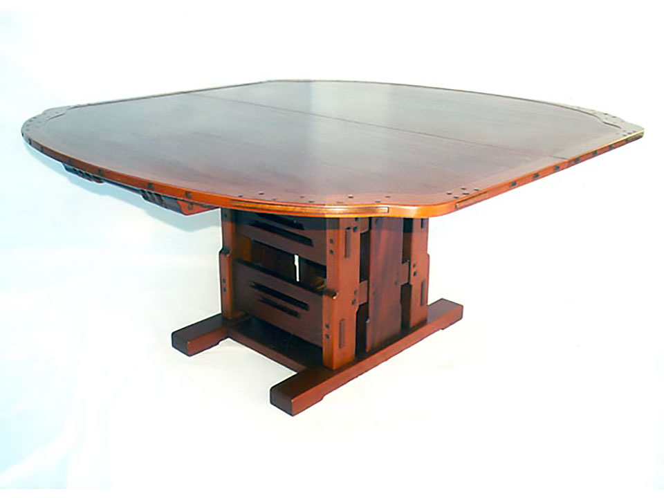 GAMBLE DINING TABLE