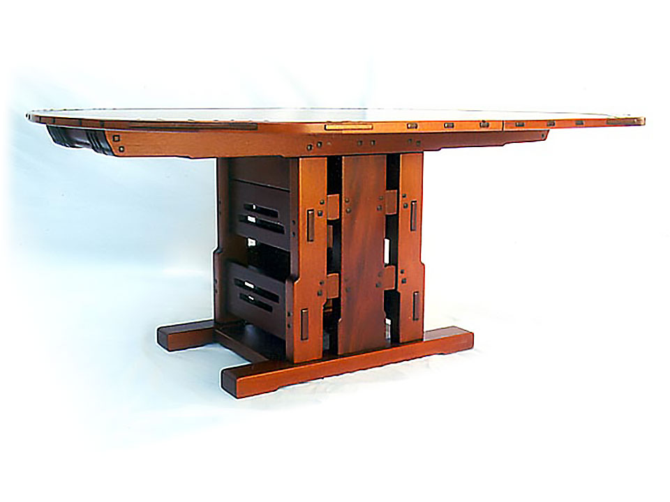 GAMBLE DINING TABLE 2