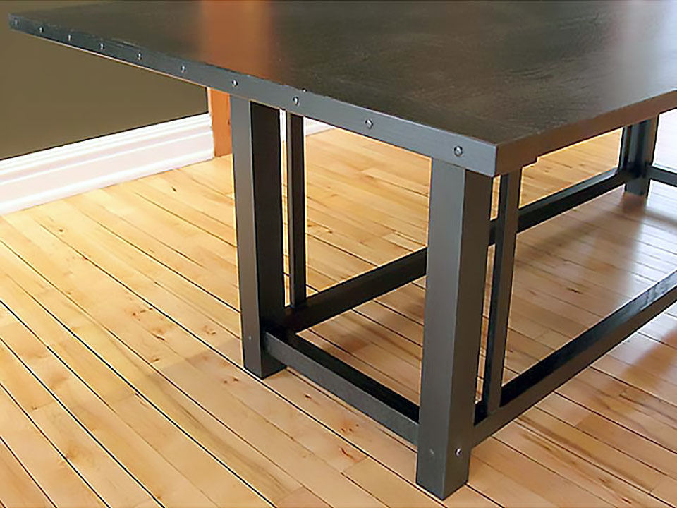 JACKSON CONFERENCE TABLE DETAIL