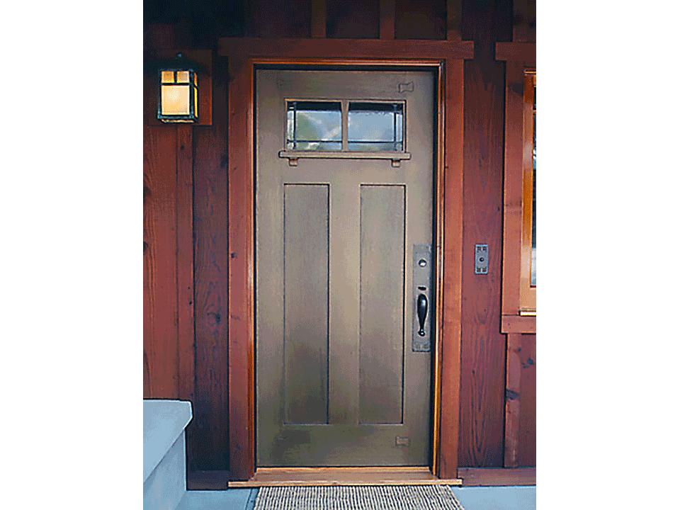 OSTI FRONT DOOR