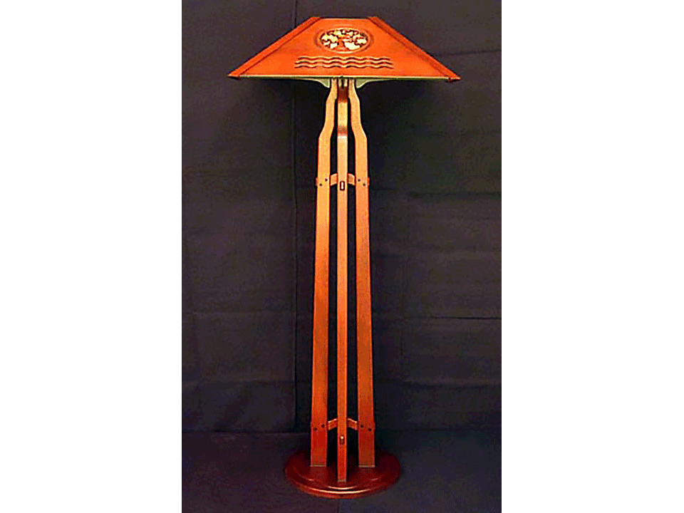 OAKTREE FLOOR LAMP